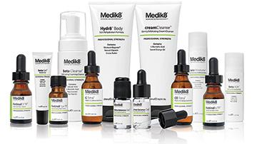 Medik8-produkter